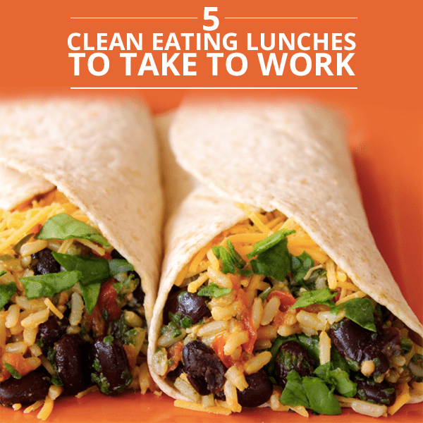 Quick and Clean Lunches You Can Make for 5 recommend