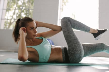 Shape Up Size Down ~ Find Your Abs Workout