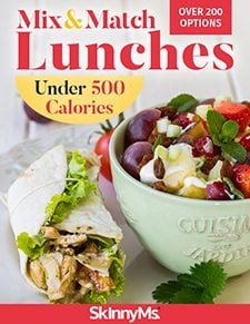 Mix & Match Lunches Under 500 Calories