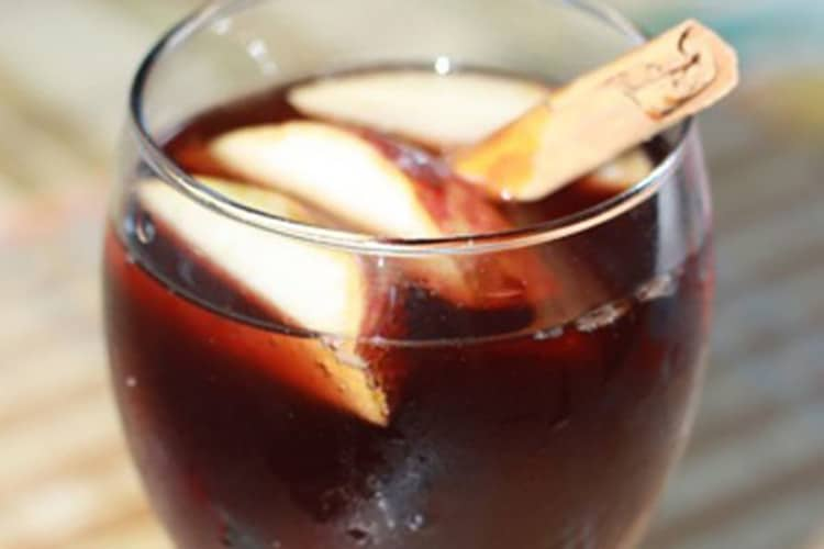 Witches Brew Mulled Cranberry Apple Cider