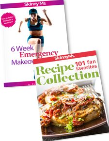 Recipe Collection & 6 Week Fitness Program Bundle