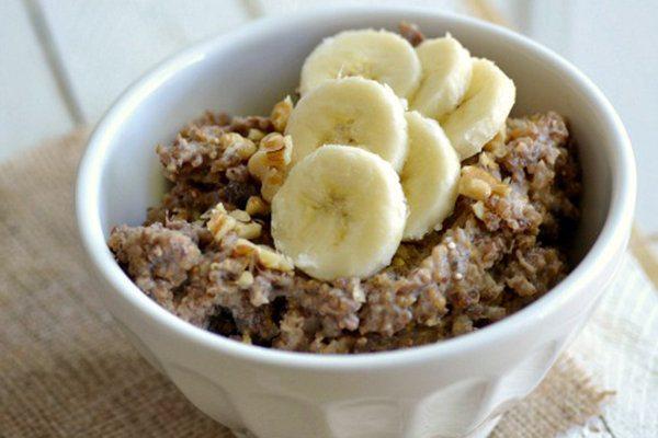 Crock Pot Banana Bread Quinoa