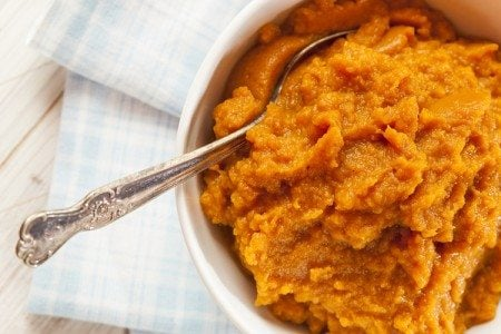 Fresh Pumpkin Puree Recipe