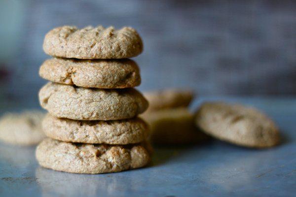 Skinny Chai Cookies