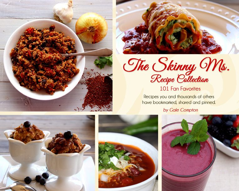 winners of the skinny ms recipe collection 101 fan favorites