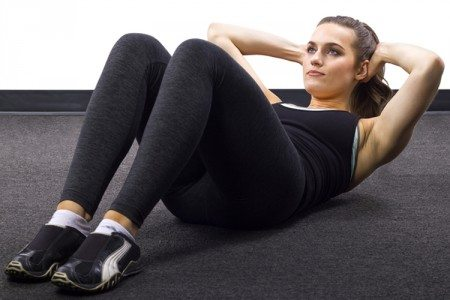 8 Exercises to Blast Muffin Top Fat