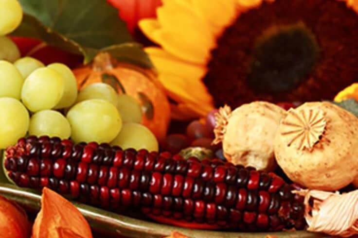 8 Ways to Create a Beautiful Thanksgiving Table