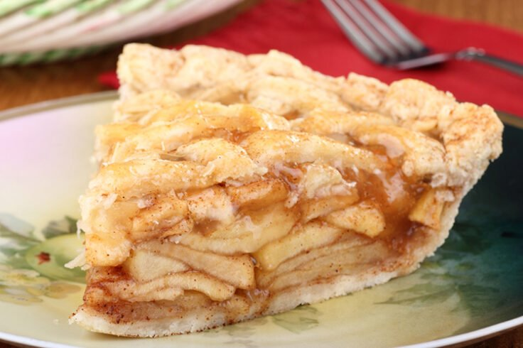 Clean Eating Apple Pie