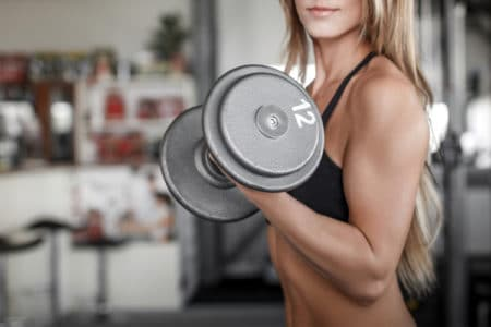 The Bicep-Fat Burn Workout for All Fitness Levels