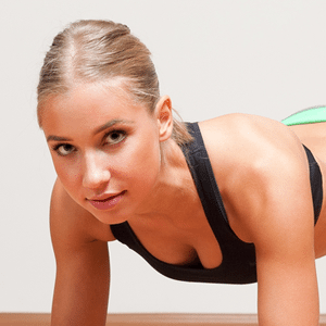 30 Day Pilates Plank Challenge