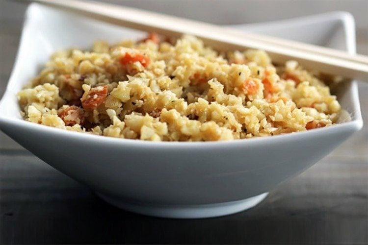 Cauliflower Stir-Fry