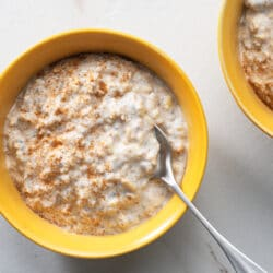 Our Clean-Eating Refrigerator Oatmeal is a super nutritious recipe that the entire family will enjoy.
