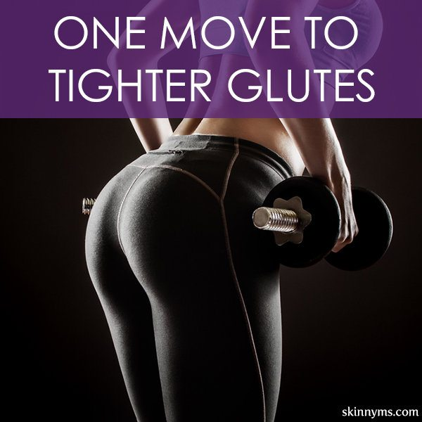 One Move to Tighter Glutes