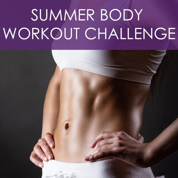 Summer Body Workout Challenge