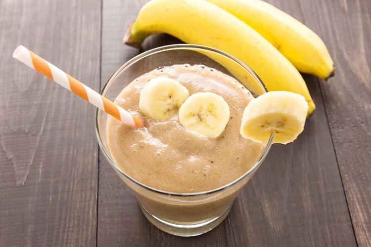 Chocolate Banana Wonderland Breakfast Smoothie