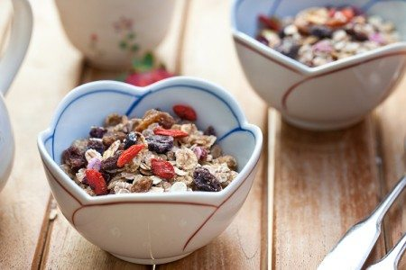 Goji Berry Superfood Granola