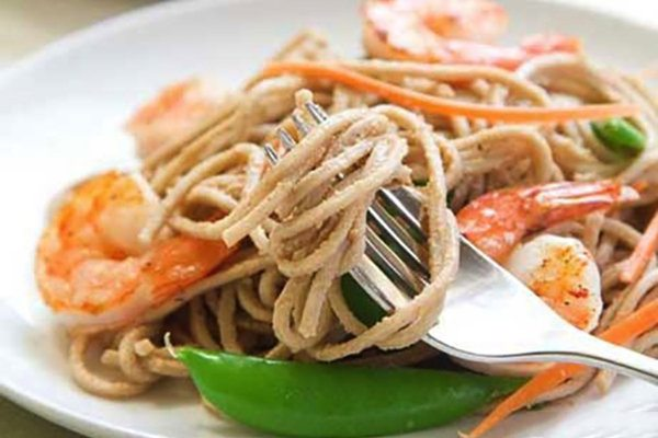 Shrimp Stir Fry