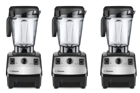 Vitamix: Chop, Blend, and Puree to a Healthier Life