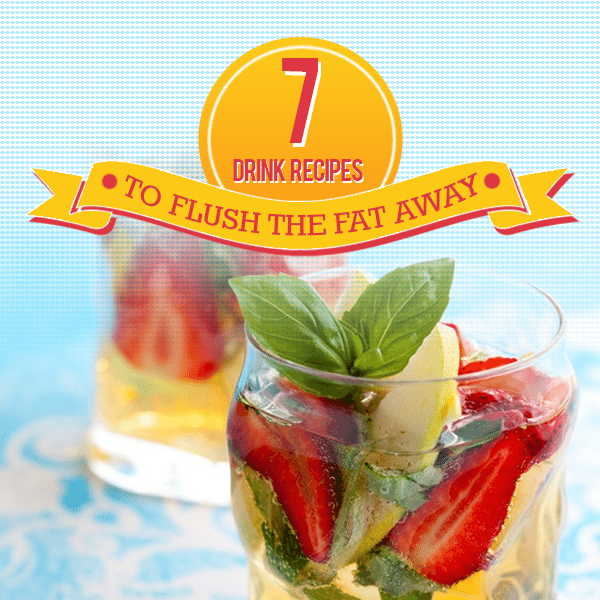 7 flushing fat drink recipes for 7 and 7 drink recipe
