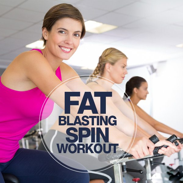 Fat Blasting Spin Workout