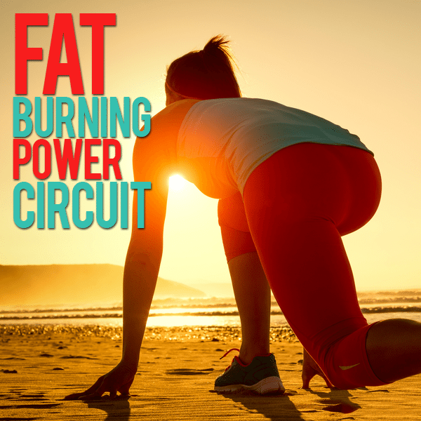 Fat Burning Power Circuit