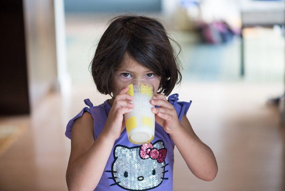 """Gluten-Free, Dairy-Free Banana """"Milkshake"""""""
