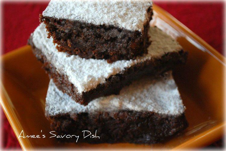 Clean-Eating Fudge Brownies