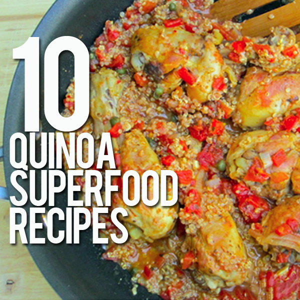 10 Quinoa Superfood Recipes