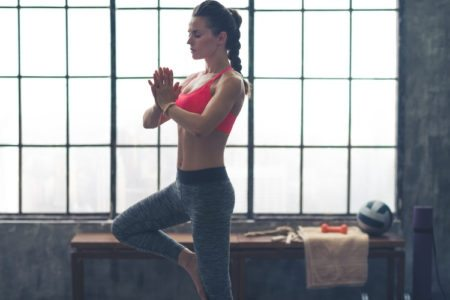 6 Yoga Poses for Stronger Running