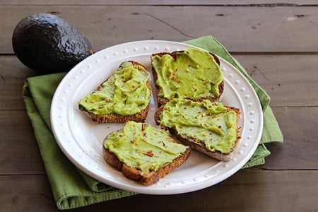 Avocado Breakfast Toast