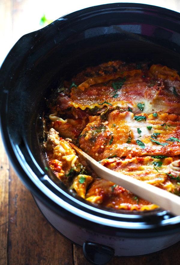 Lasagna with Kale