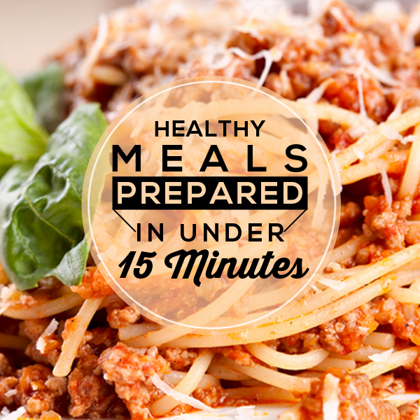 Healthy Dinner Recipes Under 3: Healthy Meals To Prepare In Under 15 Minutes