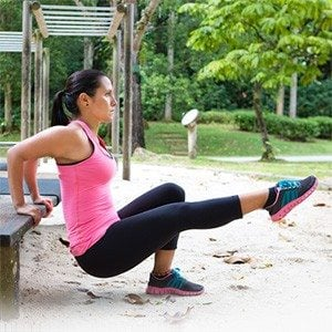 10 Bodyweight Moves for a Do-Anywhere Workout