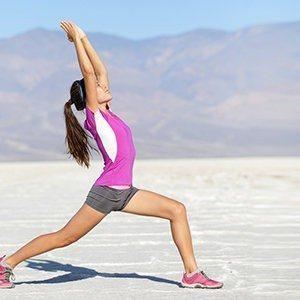6 Yoga Poses for Stronger Running