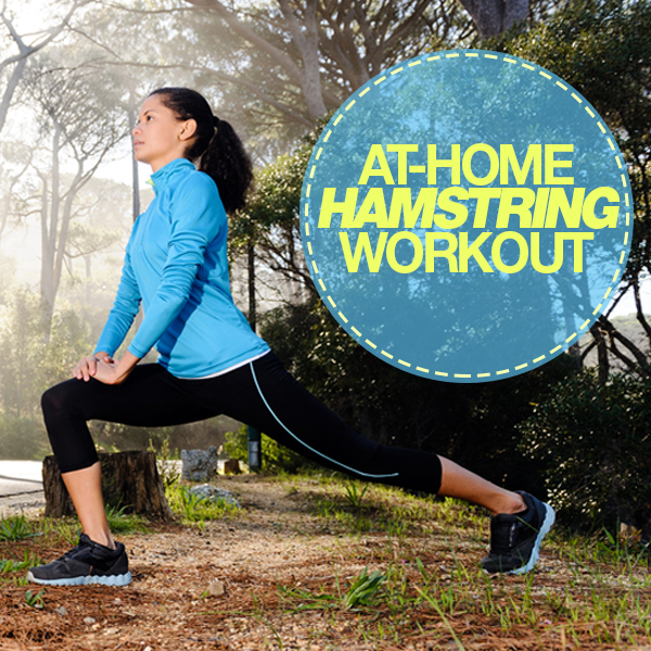 At-Home Hamstring Workout