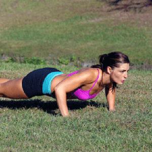 Body Weight Blast Workout