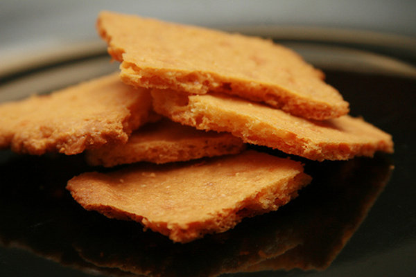 Grain and Gluten-Free Cheez-Its