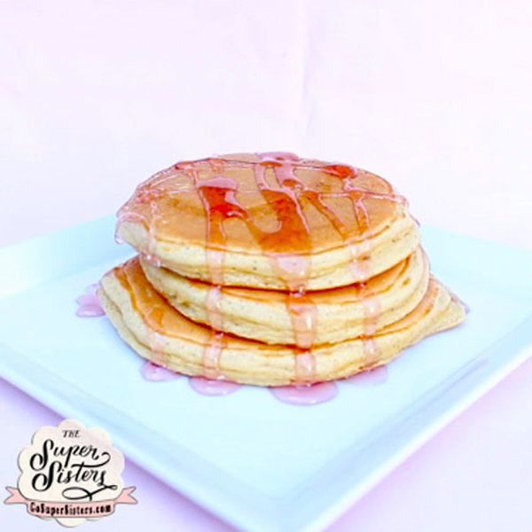 Protein Pancakes, Gluten & Grain Free