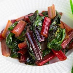 Swiss Chard Simple Sautè Recipe