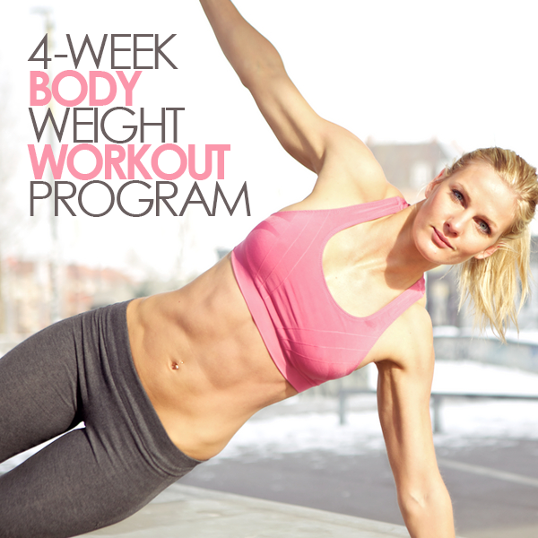4-Week-Body-Weight-Workout-Program