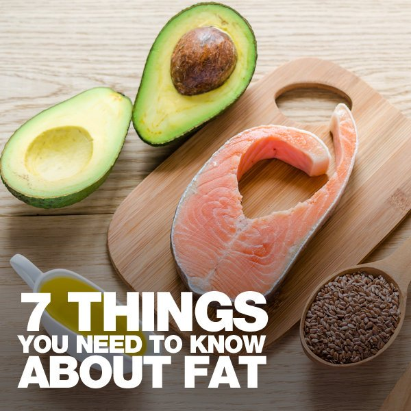 7 Things You Need to Know About Fat
