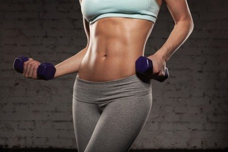 ABS H.I.I.T. Workout Challenge