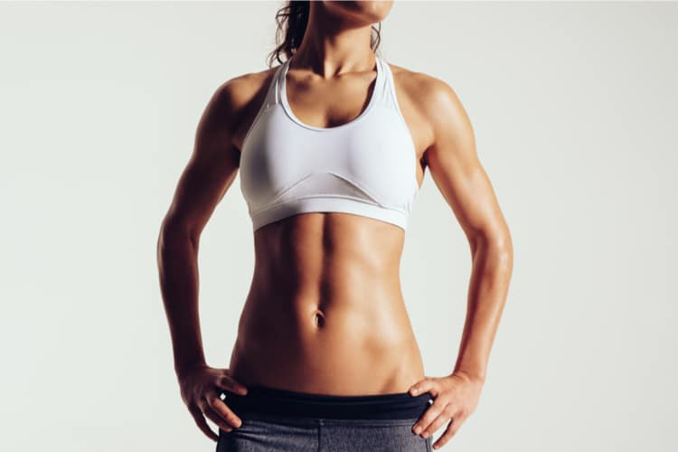 Do these best ever ab moves for an incredibly defined stomach.