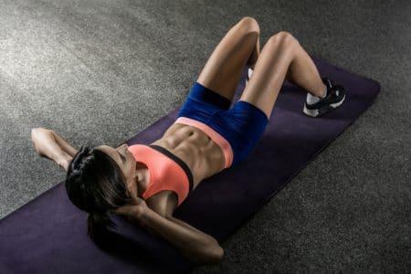 ABS H.I.I.T. Workout Challenge