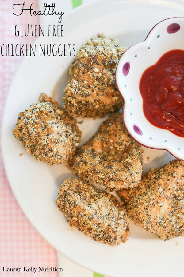 Chicken Nuggets, Gluten-Free