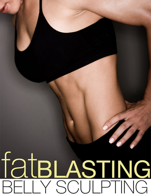 Fat Blasting Belly Sculpting Workout