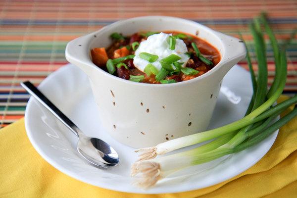 Thai Quinoa Chili