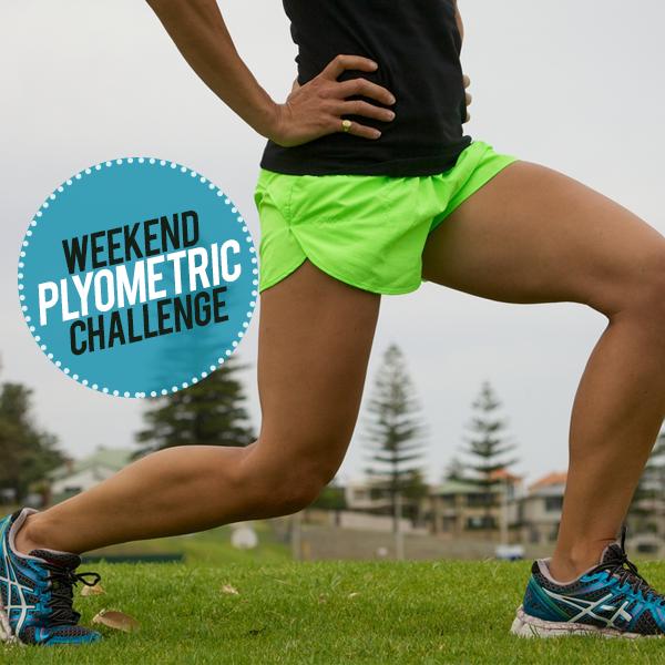 Weekend Plyometric Challenge