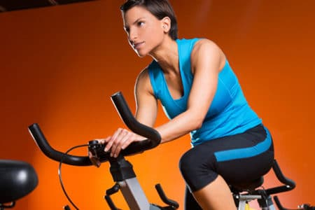 11 Exercises For a Stronger Spin Class