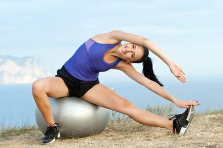 5 Killer Ways To Use A Stability Ball In Your Workout